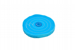 "Buffing Wheel, 6"" x 1/2"", Triple Stitched, Blue. X8136"